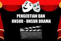 Pengertian Drama dan Struktur Drama