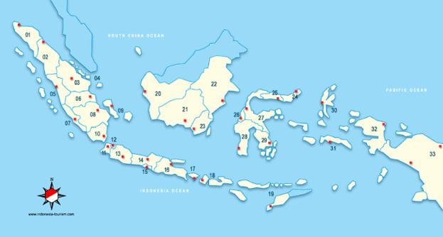 Pengertian Peta, Jenis-jenis Peta, Serta Fungsi dan Manfaatnya Lengkap