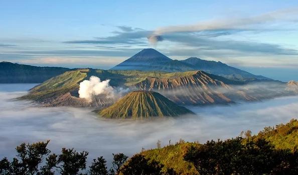 Pengertian Gunung, Proses Terbentuknya Gunung dan Contoh Pegunungan yang ada di Indonesia