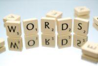 Pengertian Kata