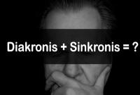 Pengertian Sinkronik dan Diakronik Dalam Sejarah
