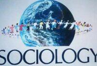 Pengertian Sosiologi