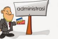 engertian Administrasi, Ciri-ciri Administrasi, Fungsi Administrasi dan Jenis-jenis Administrasi.