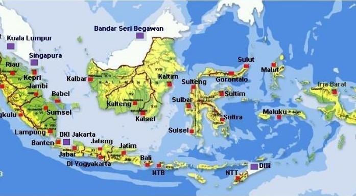 Pengertian ZEE, Zona Tambahan, Laut Teritorial dan Deklarasi Juanda