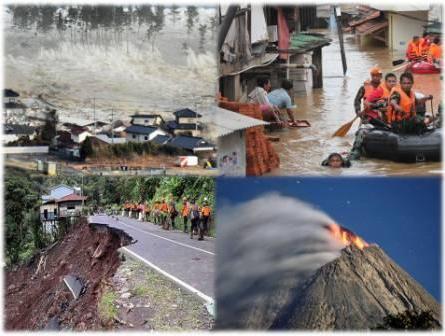 Pengertian Bencana Alam dan Jenis-Jenisnya
