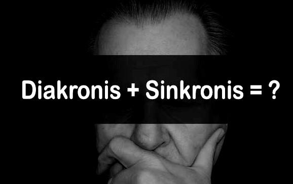 Pengertian Sinkronik dan Diakronik