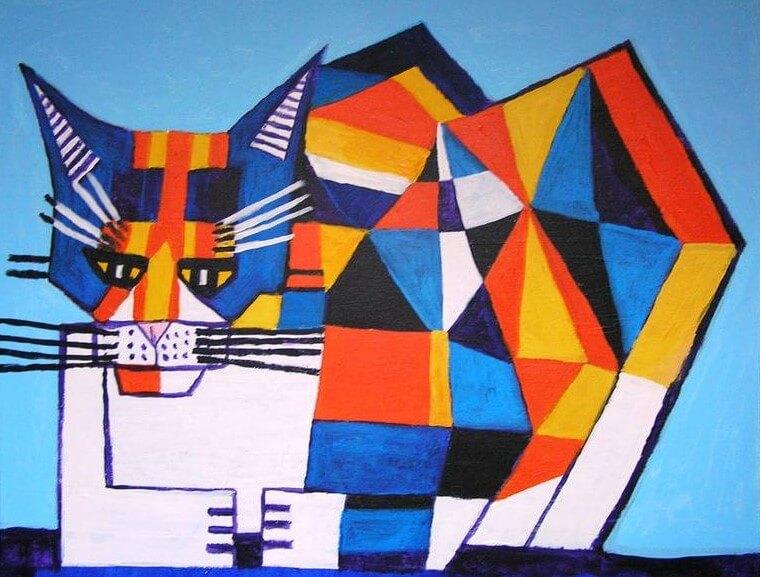101 Gambar 2 Dimensi Menggunakan Cat Air Paling Bagus