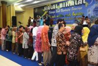 Pengertian Halal Bihalal
