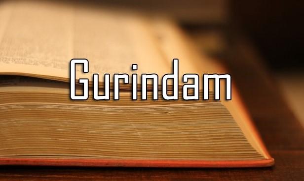 Pengertian Gurindam