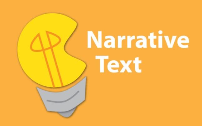Pengertian Narrative Text